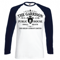 THE GARRISON BASEBALL - INSPIRED BY PEAKY BLINDERS